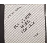 STCD4059 PERCUSSION MUSIC FOR JAZZ OR TAP
