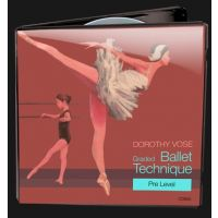 STCD800 DOROTHY VOSE PRIMARY BALLET