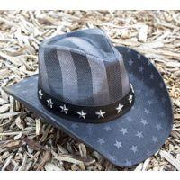 California Hat Company Freedom Strip Unisex Western Hat TX-722
