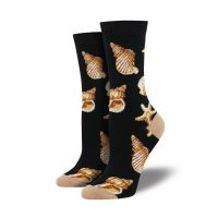 Socksmith Bamboo Sea Shells Socks WBN838