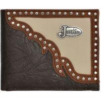 Justin Brown Western Bifold Wallet WJS196